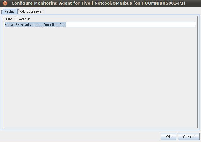 omnibus-itm-agent-configure-log-directory