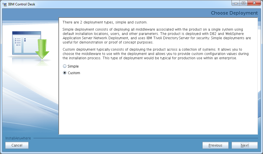 control-desk-service-provider-edition-installer-deployment