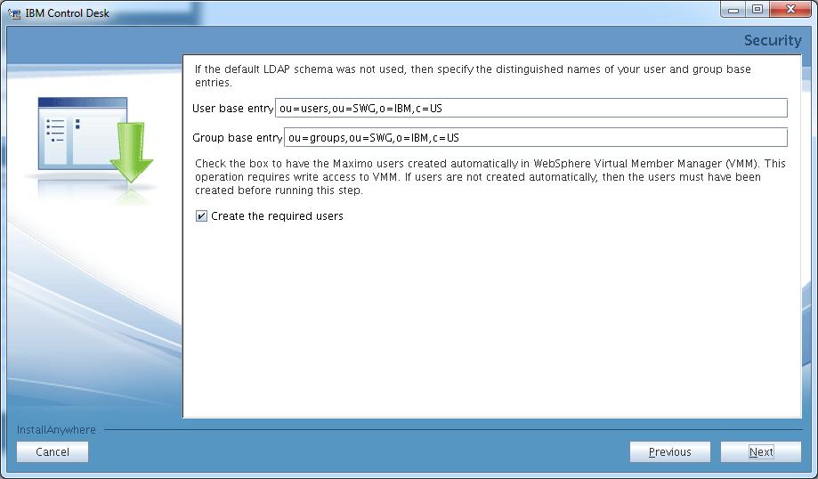 control-desk-service-provider-edition-installer-ldap-schema