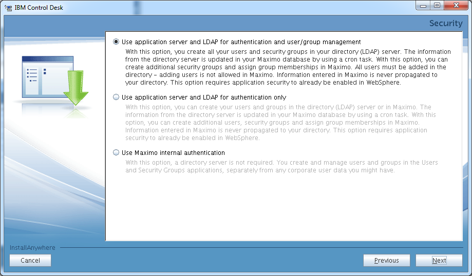 control-desk-service-provider-edition-installer-ldap