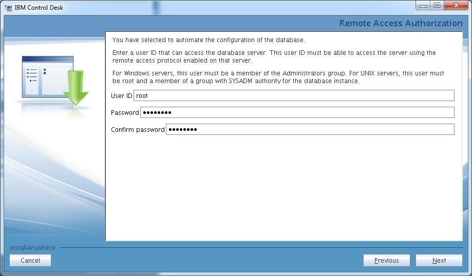 control-desk-service-provider-edition-installer-remote-access-authorization