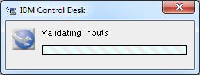 control-desk-service-provider-edition-installer-validating-inputs