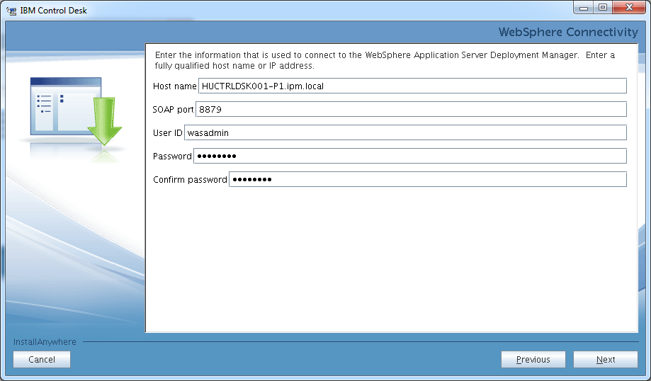 control-desk-service-provider-edition-installer-websphere-wasadmin